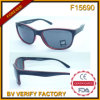 La promotion de la mode de clignotement des lunettes de soleil pour les hommes (15690)