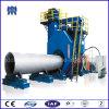 Passage de rouleau de la Chine Qgw par type machine de nettoyage de machine de grenaillage de pipe
