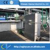 新技術の連続的なプラスチック熱分解のプラント