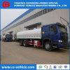 판매를 위한 Sinotruk HOWO 10 바퀴 기름 수송 트럭 20000L 20cbm 20m3 연료 탱크 트럭