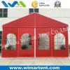 Breedte 7m van de geveltop de Rode Tent van de Markttent voor Ceremonie & Viering