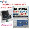2016 de AutodieSoftware V10.53 van de Reparatie Alldata met Mitchell met 1tb HDD in D630 Computer Klaar om de Kenmerkende Software van de Auto te werken wordt geïnstalleerdn