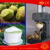 自動若いココナッツ皮機械ココナッツトリミング機械