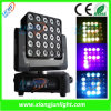 Grundmasse LED 25X12W Beam u. Wash Moving Head Light