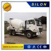 8m3 Shinotruk HOWO 6X4 Xcmj Camion mélangeur en béton avec moteur droit