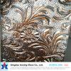 Modèle de feuille d'art du verre pour le bâtiment avec une bonne quantité de verre