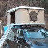 熱い販売の堅いシェルのキャンプ車の屋上のテント