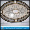 Room Marfil/het Gouden Marmeren Medaillon van de Straal van het Water voor Vloer