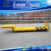 60 Tons Low Bed Semi Trailer for Excavator Transport