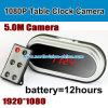 Многофункциональная камера DVR будильника цифров