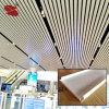Ый алюминиевый линейный потолок прокладки металла