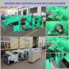 Stoppa del fabbricato di tessile che ricicla macchina