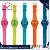 Cheap cadeau promotionnel Fashion Mesdames Silicone Watch (DC-1203)