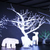 3D diodo emissor de luz Tree Light