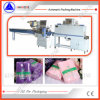 Машина упаковки сокращения полотенец автоматическая (SWC-590+SWD-2500)