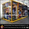 5D merveilleux Cinema Theater Simulator Equipment pour Game Machine