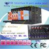 Bulk SMS MMS Ussd Marketing를 위한 전문가 8 Port GSM Wavecom Modem