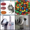 Machine d'enduit efficace élevée de sucrerie de chocolat de tablette