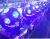새로운 LED 이동하는 맨 위 축구 디스코 빛