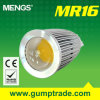 Mengs® MR16 7W LED Spotlight met Ce RoHS COB, 2 Warranty van Years (110180010)