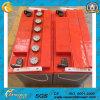 Bateria elétrica de triciclo 6-Dg-160 12V100 para rickshaw elétrico