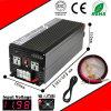 2500W DC-AC Inverter 12VDC ou 24VDC 48VDC a 110VAC ou a 220VAC Pure Sine Wave Inverter com C.A. Charge