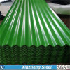 PPGI Dach-Blatt vorgestrichenes galvanisiertes gewölbtes Dach-Blatt