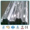 Strato composito rivestito di Decking del pavimento d'acciaio dello zinco per costruzione d'acciaio
