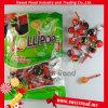 분류된 과일 취향 호각 Lollipop 사탕