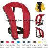 Vest van de Veiligheid van Inflatavle van de Apparatuur van de redding het Mariene voor Verkoop (HT107)