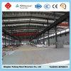 Oficina da construção de aço da grande extensão
