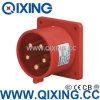 Prise Cee industrielle montée sur le sol (QX-821)
