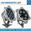 À prova de IP68 LED de 6 W Piscina Luz subaquática