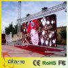 Farbenreiche elektronische bekanntmachende doppelte Seite LED-Bildschirmanzeige