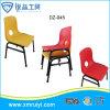 世帯の高品質鉄骨フレームが付いているプラスチックPPの子供の腰掛けの椅子