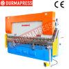 Preço da máquina do freio da imprensa hidráulica de aço Wc67y-125t/4000 inoxidável