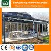 Крышка открытый дворик с поликарбонатным лист крыши