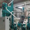 farinha de milho 30t que processa a planta de trituração do milho da maquinaria