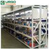 Metálica de acero estantes de almacenamiento de almacén de prestaciones medias