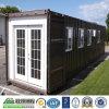 Contenitori prefabbricati dell'alloggiamento della struttura d'acciaio della condizione di Sheng