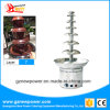 Fontana elettrica del cioccolato della strumentazione di approvvigionamento con il prezzo di Facory