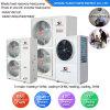 Evi Tech. -25c 80~120mètres carrés d'hiver 12kw/19kw haute Cop Auto-Defrost condenseur Split Système de chauffage de pompe à chaleur pour l'hôtel Chambres