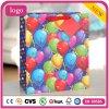 Bolsa de papel del regalo de la manera de la ropa del departamento del juguete de Kiddo del globo del cumpleaños