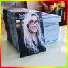 Impresión a todo color de la tarjeta de la exhibición de la impresión Pet / PP / PVC