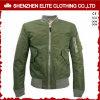 Оптовая продажа куртки бомбардировщика высокого качества прованского зеленого цвета дешевая (ELTBJI-35)