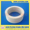 El trabajar a máquina de cerámica de la cuerda de rosca del anillo del alúmina