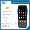Dispositif tenu dans la main de scanner de code barres de l'androïde 5.1 de WiFi du faisceau 4G 3G de quarte de Zkc PDA3503 Qualcomm avec l'IDENTIFICATION RF de NFC