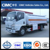De Brandstof van Qingling van Isuzu Vc46/de Tankwagen van de Olie/van het Water