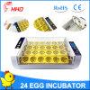 Hhdの販売Yz-24Aのための自動鶏の卵の定温器