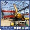 Taller de la estructura de acero de la resistencia del fuerte viento